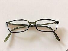 39b8f20f136f GUCCI Eyeglass Frames Dark Green Marbled  Mint Condition