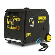 200990- 3500/4500w Champion Inverter Remote Start