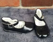 PRIMIGI Andes Black Patent Leather Mary Jane Baby Shoes Euro Size 22/US 6 18-24M