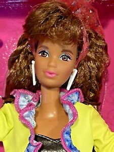 Barbie Rewind 80s Edition Steffie Mattel 2021 New Release In Hand. Ships Now!! ⭐