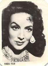 B59082 Maria Felix actors acteurs 9x7cm