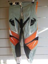 pantalon GULF orange THOR enfant ENDURO cross mx taille usa 24 / 10 ans  Ref 21