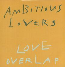 "Ambitious Lovers(7"" Vinyl P/S)Love Overlap-VG+/VG"