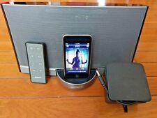 Bose SoundDock Portable Digital Wireless Music System Black iPod Docking Station