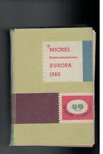 Michel - Briefmarkenkatalog Europa 1960