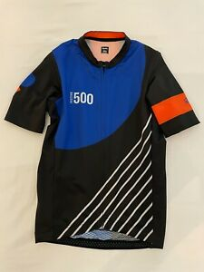NEW Rapha Men's Cycling Jersey Festive 500 LIMITED
