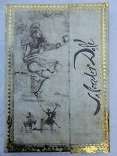 CARNET BOOK SALVADOR DALI (NEUF sous blister)--------