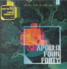 APOLLO 440 - GETTIN' HIGH ON YOUR OWN SUPPLY USED - VERY GOOD CD