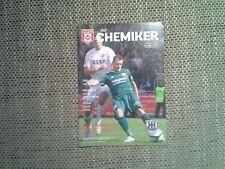 Programm Hallescher FC - SV Babelsberg 03 12/13