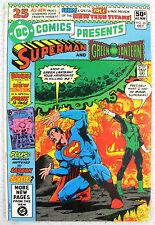 DC Comics Presents #26 1st Appearance New Teen Titans CYBORG KEY ISSUE BIG PICS!