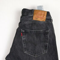 Levi's Strauss & Co Hommes 501 Jeans Jambe Droite Taille W32 L32 ASZ335