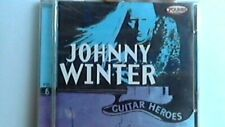 Zounds CD  Johnny Winter - Guitar Heroes Vol. 6