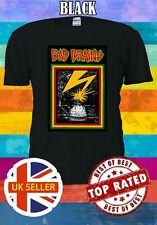 Bad Brains American Hardcore Punk Band Heavy Metal Men Women Unisex T-shirt 725