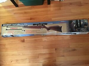 Beeman Dual Caliber Air Rifle with 7x32 Scope