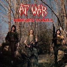 At War-ordered to kill CD NEUF