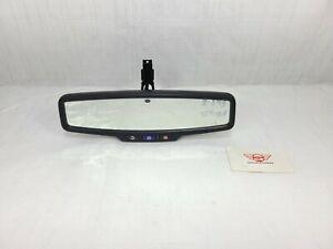 2016 GMC Sierra 1500 Auto Dim Onstar Interior Rear View Mirror 13584893 OEM