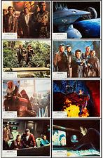 STAR TREK 3 THE SEARCH FOR SPOCK original 1984 lobby card set WILLIAM SHATNER