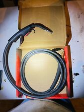 Lincoln Magnum Pro 100L MIG Welding Gun 10 Foot 4 Pin K4528-1 for 140C & 180
