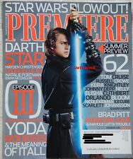 STAR WARS Blowout EPISODE III PREMIERE magazine  May 2005 Summer Preview EDITION