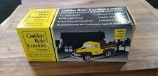 Diecast Liberty Classics Golden Rule Lumber 1948 Ford F-1 Model Toy Bank