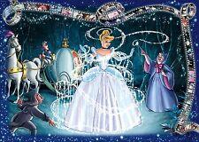 NEW! Ravensburger Disney Cinderella 1000 piece collectors edition jigsaw puzzle