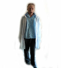 Zombie Scientist Doctor Ghoulish Productions Adult Halloween Mask & Costume
