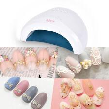48W UV 30 LED Séchoir à ongles Lampe UV Nail Manicure Sèche-ongle Outil Machine
