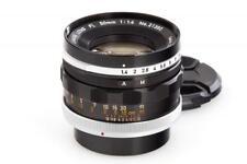 Canon FL 50/1,4 // 30535,51