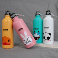 Lovely Animals Portable Water Bottle Drinkware Outdoor Sports Sports bottle