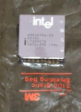 Intel 387DX-25MHz math co-processor for vintage computer