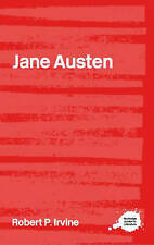 Jane Austen (Routledge Guides to Literature)-ExLibrary