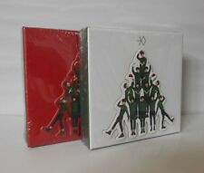 EXO [Miracles in December] Special Album 2Ver. [SET] CD+Snowball Pop-up+Booklet