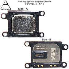 """APPLE iPhone 7 4.7"""" FRONT TOP SPEAKER EARPIECE GENUINE ORIGINAL REPLACEMENT"""