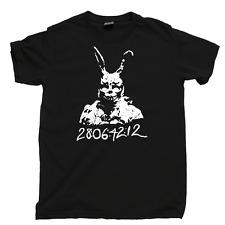 Donnie Darko T Shirt 28 06 42 12 Frank Bunny Rabbit Suit Time Travel Movie Tee