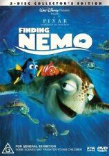 Finding Nemo ( DVD : 2 Disc Collectors Edition ) DISNEY PIXAR - GENUINE REGION 4