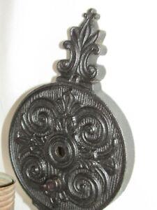 Art Nouveau Style Vintage Sconce,  Cast Iron, , Moe Bridges, for Restoration