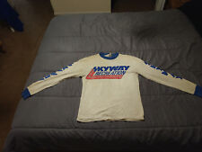 SKYWAY BMX Old school vintage used racing JERSEY NICE COLLECTOR'S PIECE