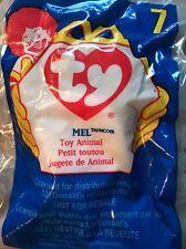 "TY 1998 Teenie Beanie Babies McDonalds #7 ""Mel"" The Koala **NEW**"