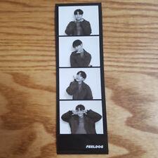 FEELDOG Authentic Sticker UNB 1st Mini AlbumBoyhood  Limited version Kpop