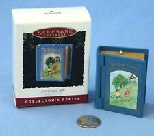 Hallmark Mother Goose #3 Jack and Jill Keepsake Ornament in Original Box NOS