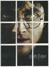 Harry Potter Deathly Hallows, Part 2: BP1 to BP9 Complete Set