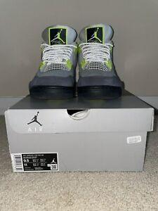 Size 9.5 - Jordan 4 Retro SE Neon 95 2020