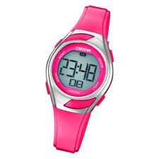 Calypso Kinder Armbanduhr Digital Crush K5738/4 Quarz-Uhr PU pink UK5738/4