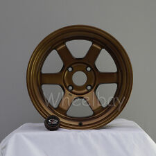 "4 ROTA WHEEL GRID V 16X9 4X114.3 OFFSET: 0 & -15 240Z  3.5"" LIP"