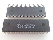 High-Performance HCMOS Microcontroller Motorola MC68HC705T10B