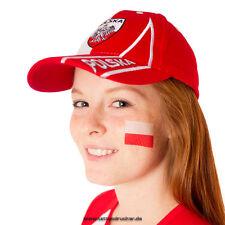 10 x POLONIA Fan tatuaggio tattoo Bandiera-Polska FLAG Tatuaggio WM 2018 GADGET