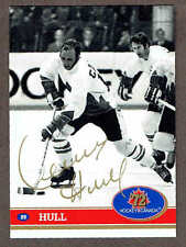 1972 Team Canada Dennis Hull Autographed Card