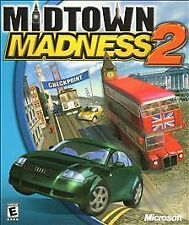 Midtown Madness 2 (PC, 2000) New SEALED  free shipping