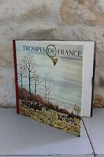 2 LP - Vinyle 33 T - Trompes de France Disques didactiques - FITF - 1976