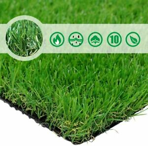 Artifical Grass Carpet Mat Astro Turf Lawn Thick Soft Square Garden Outdoor